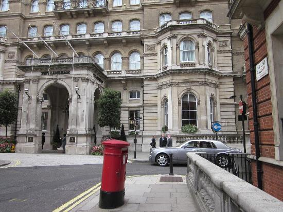 The Langham, London: Outside The Langham