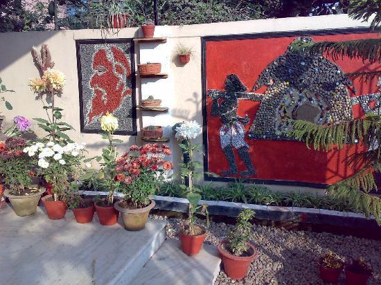 Bolpur, India: Artist's Impression