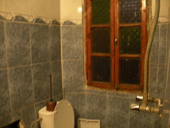 Hotel Mimosa: salle de bains