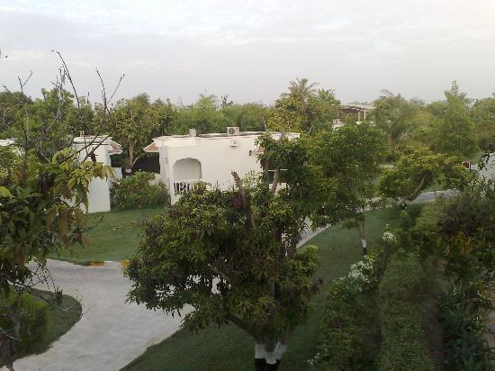 Barka, Oman: A bird's view of the resort