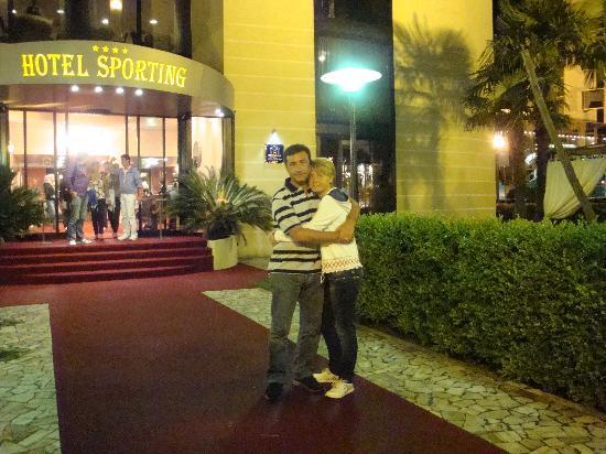 Hotel Sporting Rimini: piacevole soggiorno