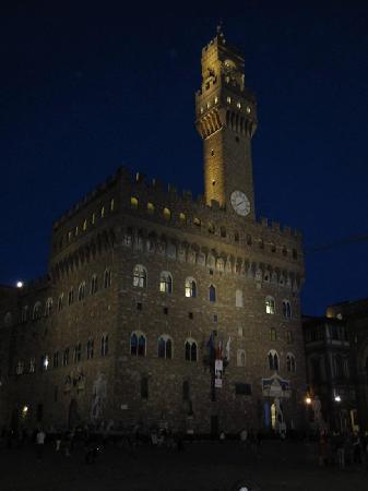 Hotel Della Signoria: Piazza Del Signoria Florence