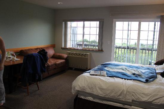 Quileute Oceanside Resort: Room 115 Thunderbird Motel