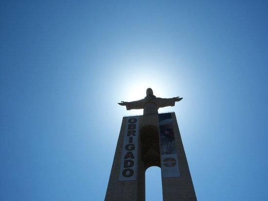 Almada, Πορτογαλία: Cristo Rei