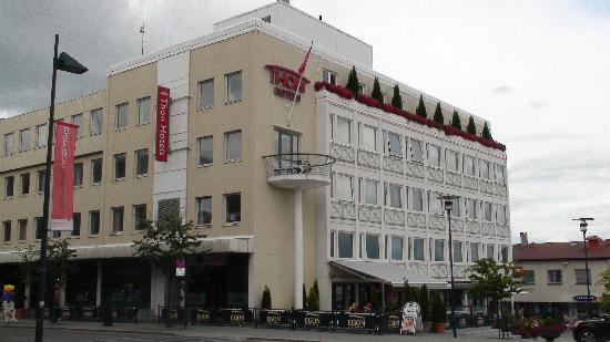 Thon Hotel Moldefjord: Das Hotel