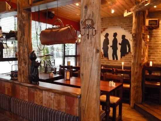 "Thon Hotel Moldefjord: Restaurant ""Egon"""