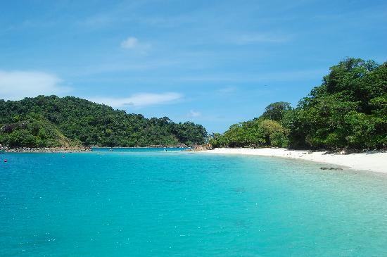 The Emerald Cove Koh Chang : a day trip to nearby islands