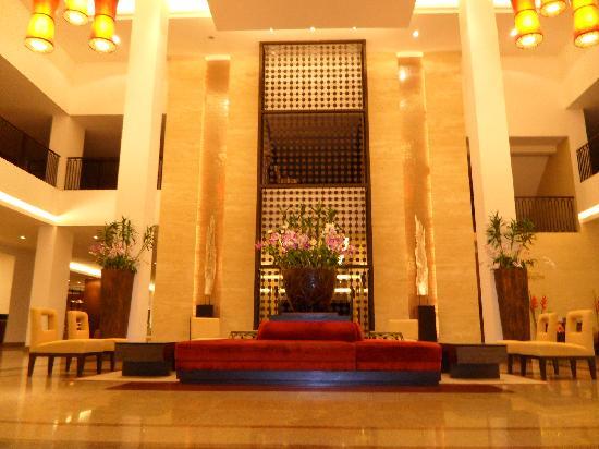 Novotel Hua Hin Cha Am Beach Resort and Spa : reception