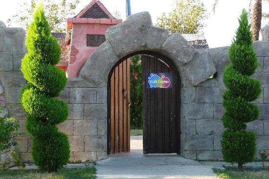 Club Calimera Serra Palace: coin des enfants