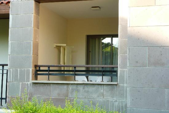 Club Calimera Serra Palace : balcon