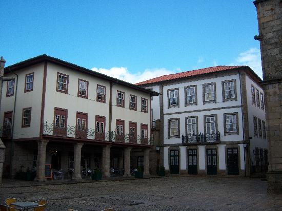 Guimarães, Portugal: Central Guimaraes