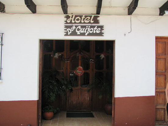 Hotel Don Quijote: The hotel