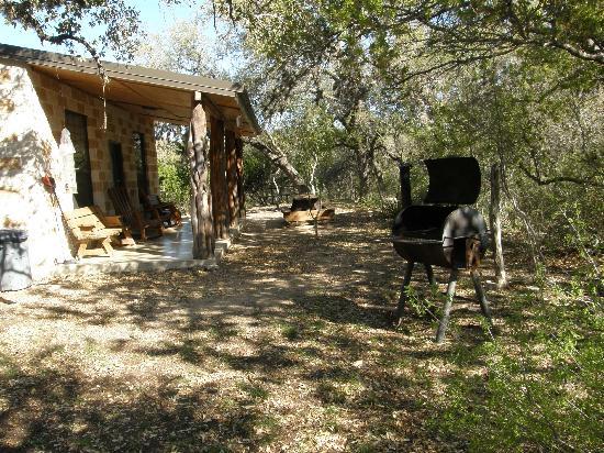 Rio Frio, TX: Cabin #10 - Secluded cabin
