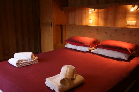 Riders Refuge - Chalet Les Pistes : bedroom