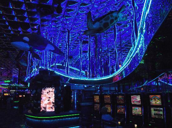 Peppermill Resort Spa Casino : casino