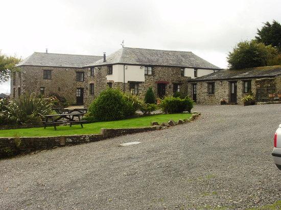 Woodlands Manor Farm: Bluebell Cottage