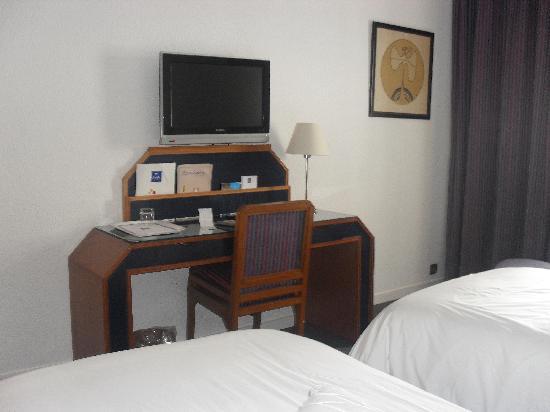 Idou Anfa Hotel : chambre