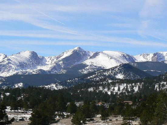 Bugle Pointe: Snowy Mountains