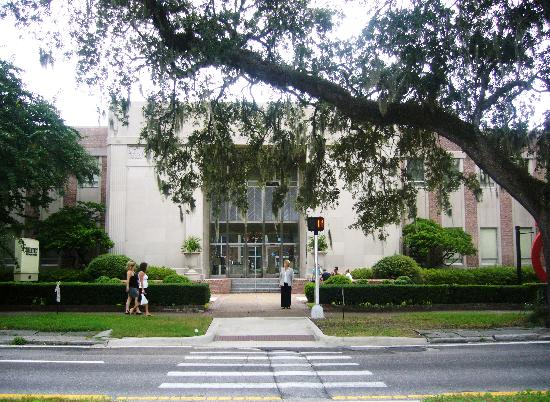 The Cummer Museum of Art and Gardens: Entrance