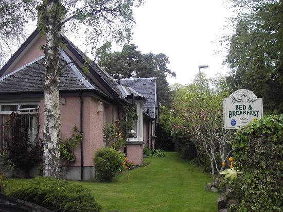 Ghillies Lodge