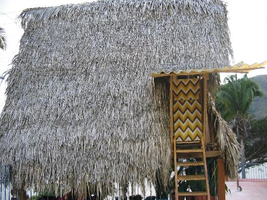 Casa La Loma en Yelapa: La Palapa