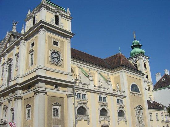 فيينا, النمسا: Church at Kahlenberg