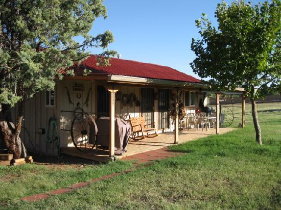 Xanadu Ranch GetAway / Private Guest Rooms / Guest Ranch & Horse Motel: Bunk house