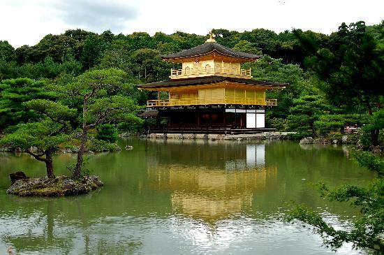 Киото, Япония: Golden Pavilion