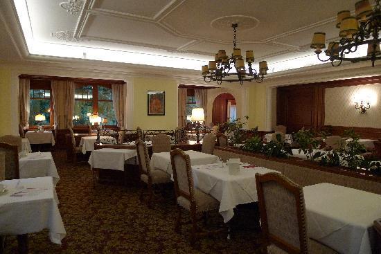 Hotel La Collina: Breakfast room