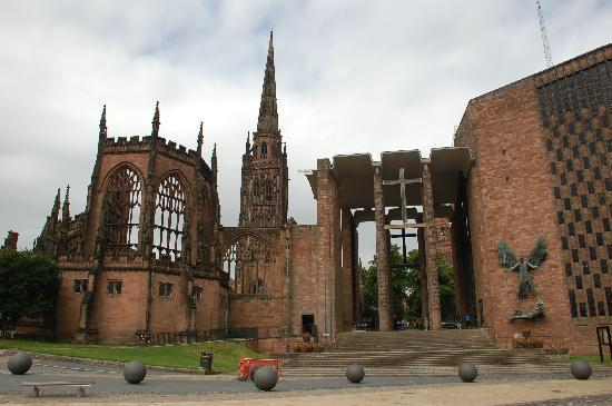 Ковентри, UK: Coventry Cathedral