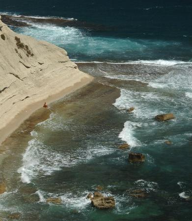 Marsalforn, มอลตา: Gozo - Secluded Beach