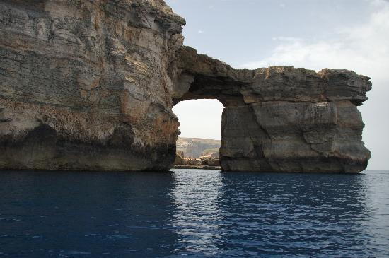 Marsalforn, มอลตา: Gozo - the Azure Window