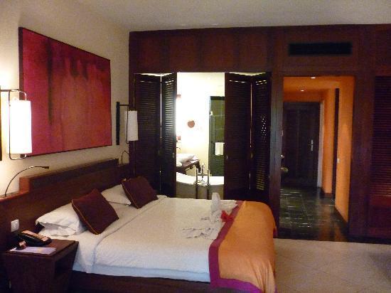 Club Med La Plantation d'Albion: Our room