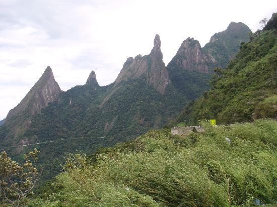 Штат Рио-де-Жанейро: The magnificent mountains of Teresópolis