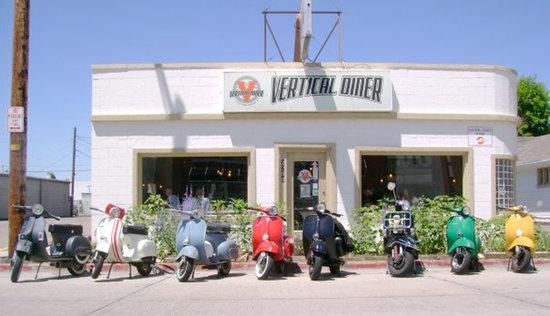 Vertical Diner: Best Vegan Diner