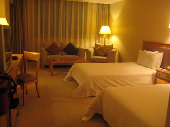 Mason Hotel Shanghai: bedroom