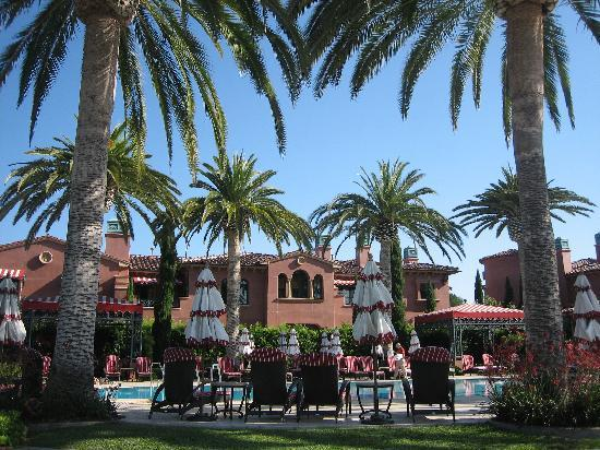 Fairmont Grand Del Mar: one of the pool areas