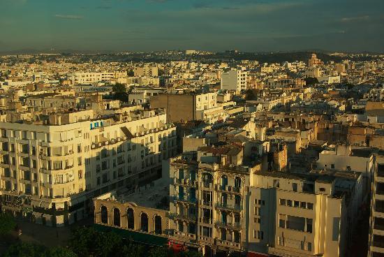 Africa Hotel: 部屋からの眺め2