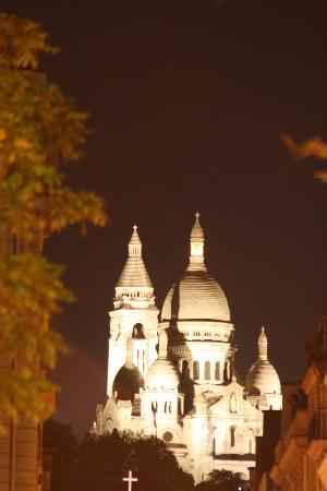 Hotel Gramont Opera Paris: Sacre Coeur