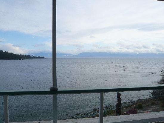 Sooke Harbour House Resort Hotel: View from room