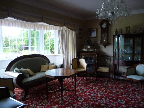 Thornbrook House: Sitting Room