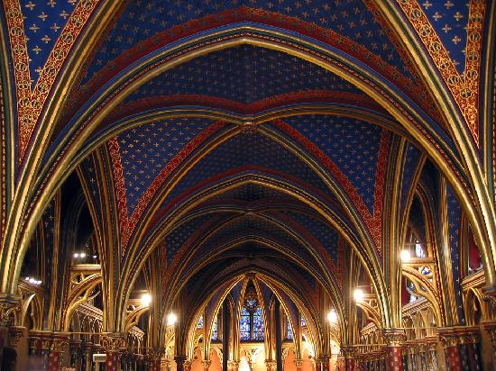 Sainte-Chapelle: Sainte Chapelle
