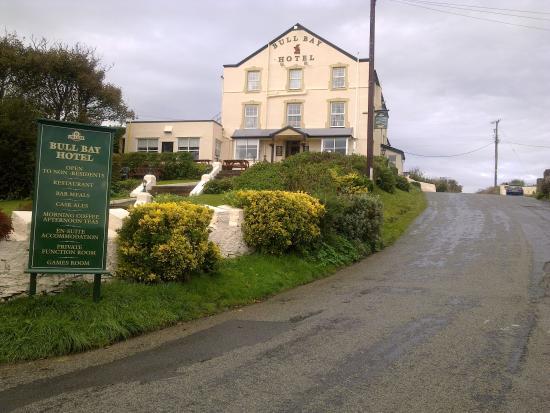 Trecastell Hotel Bull Bay Amlwch