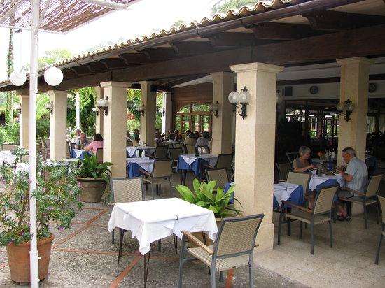 Campo Sol : The menu