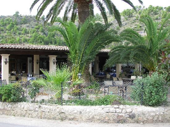 Campo Sol : The terrace