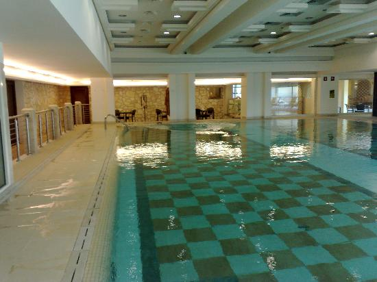 Petriolo Spa Resort: piscna interna