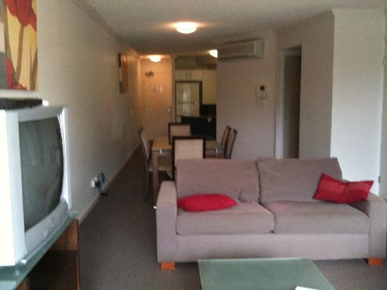 Scarborough Beach Resort: Living Room