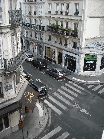 Mercure Paris Opéra Lafayette : View