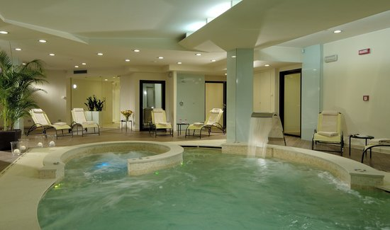 Boario Terme, Italia: SPA AQUACHARME