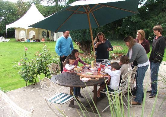 Le Castel: Children's meals